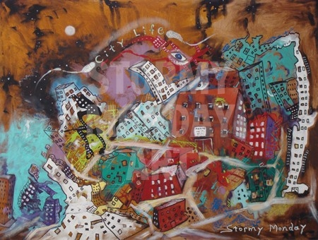 City Life by Stormy Monday