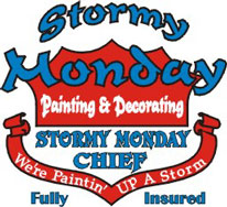 Stormy Monday Art